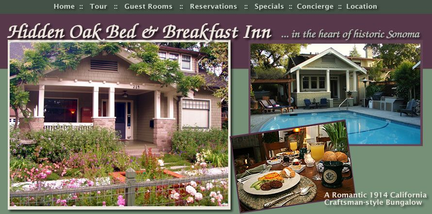 Hidden Oak Bed and Breakfast Inn (With images) Bed and