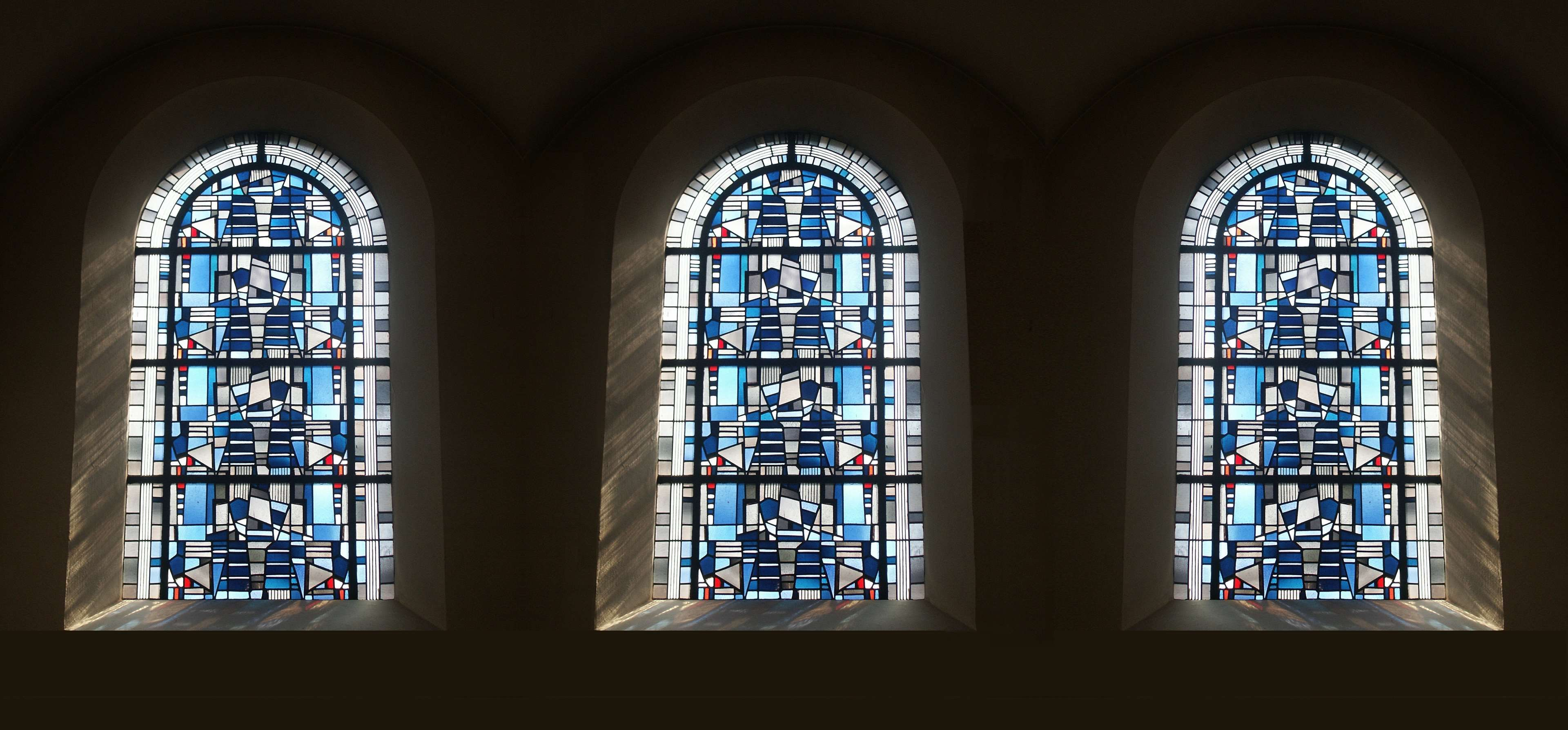 #blue #church #church Window #color #color Glazing #colorful #colorful Amazing Design