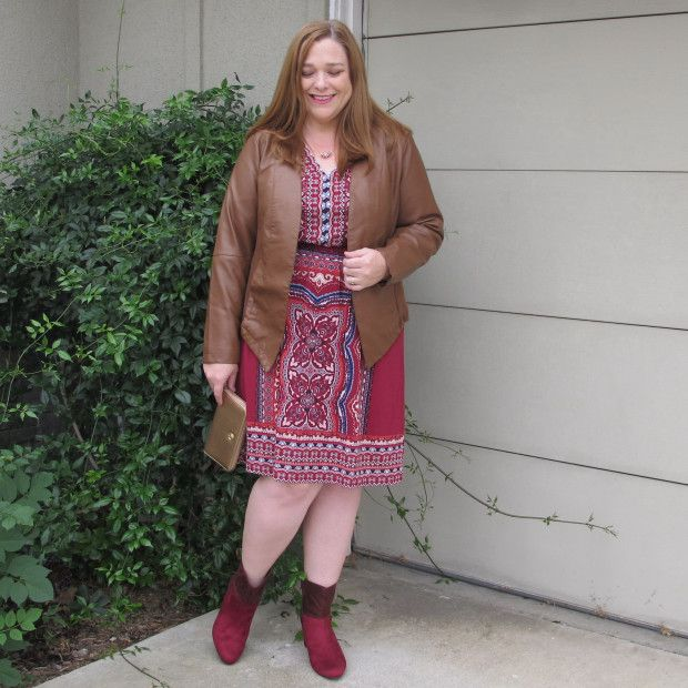 Dressing with Color, Texture, and Print | Designing From My Closet