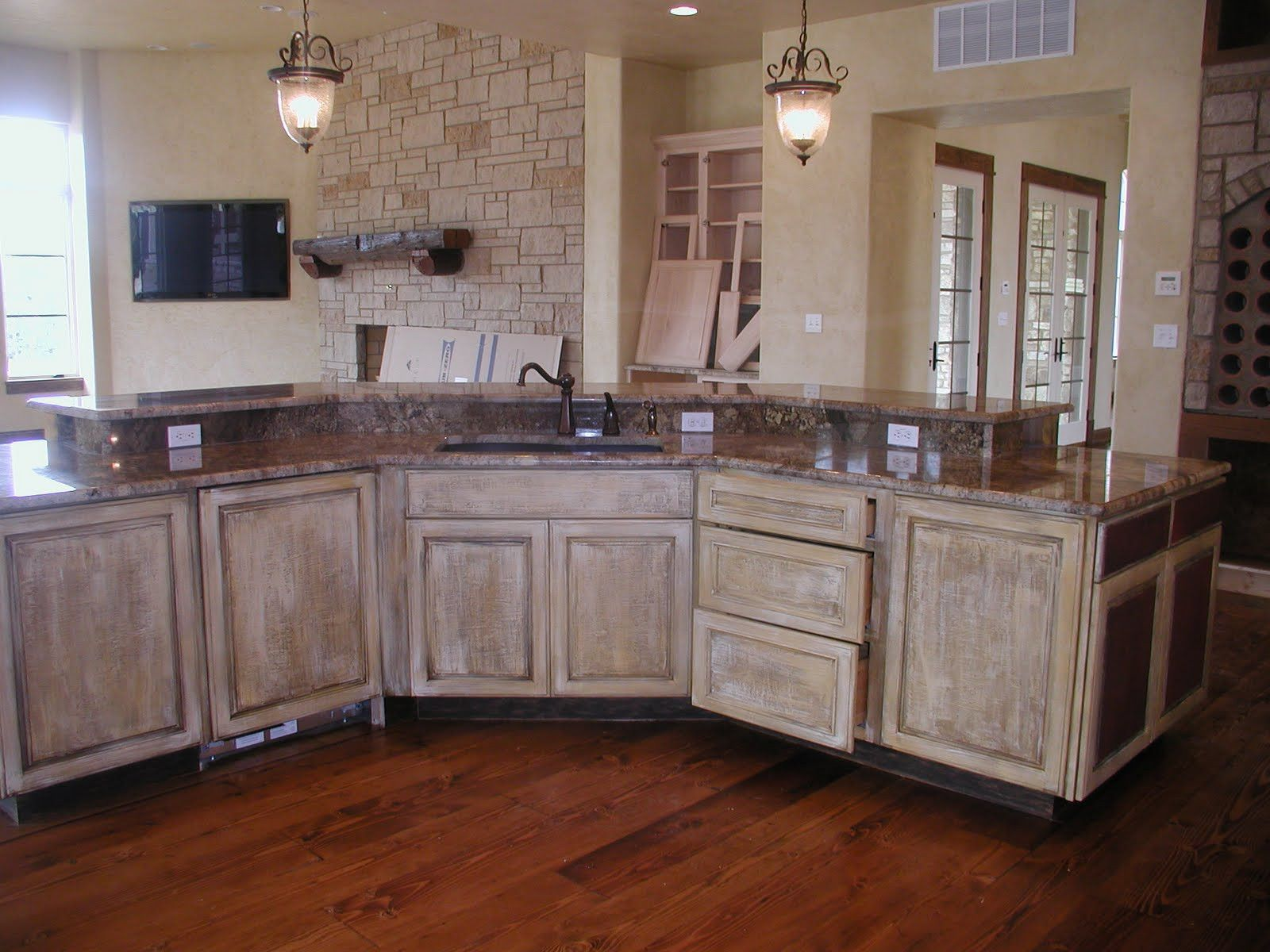 20+ How to Antique Paint Kitchen Cabinets - Kitchen Floor ...