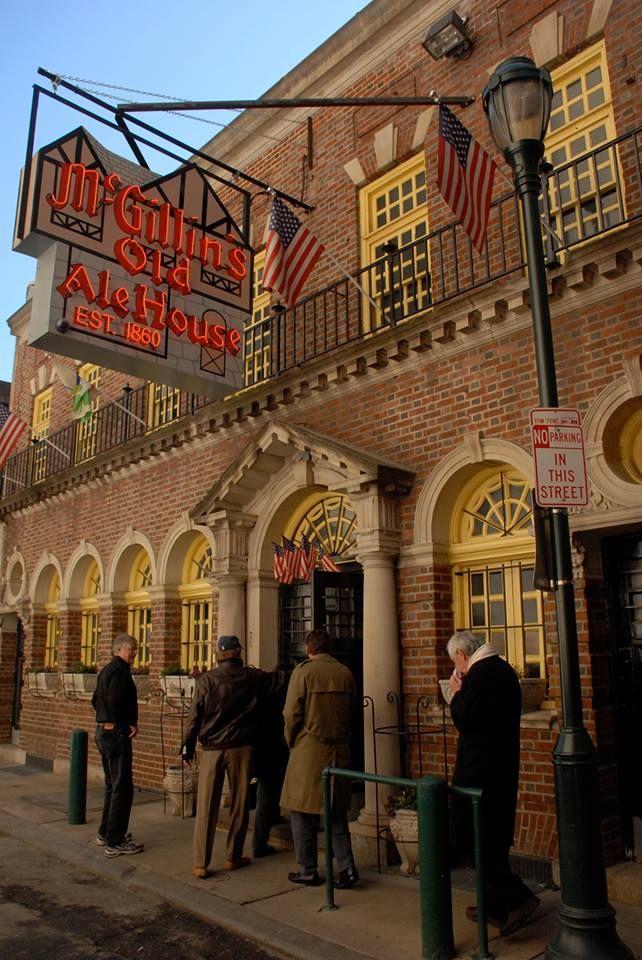 Historic Restaurants In Pa Including 1 Mcgillin S Olde Ale House Philadelphia