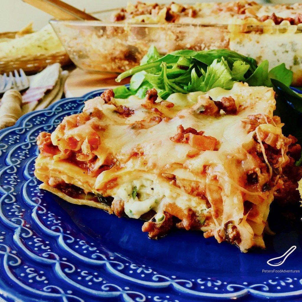 Lasagna With Cottage Cheese Recipe Lasagna With Cottage Cheese Lasagna Classic Lasagna