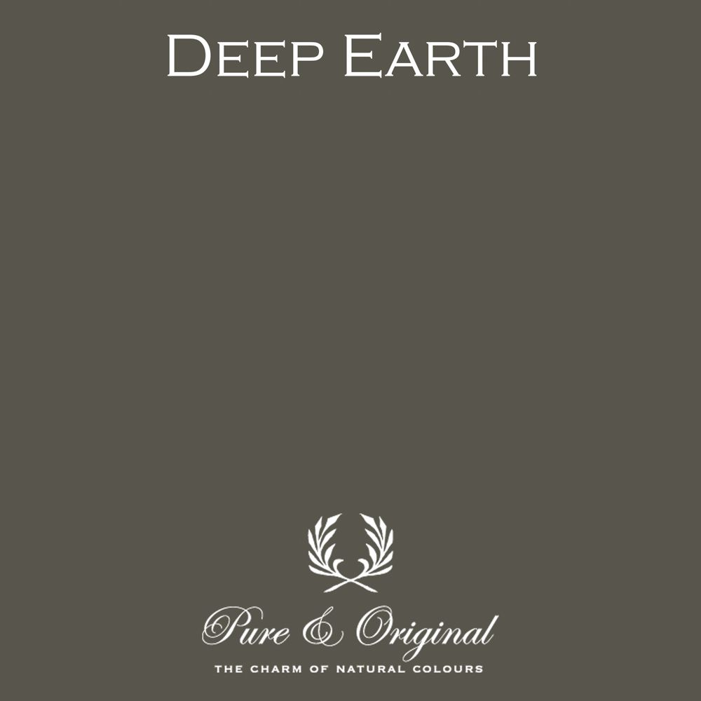 Deep Earth - Pure & Original - paint