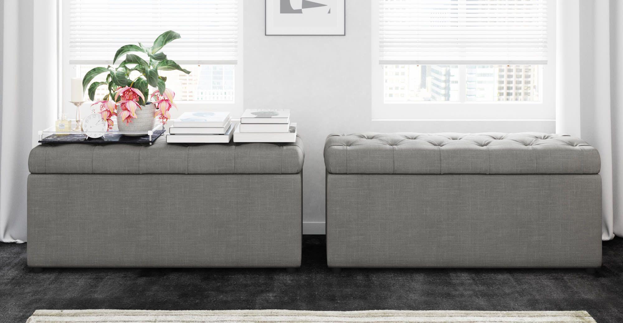 Tremendous Emily Storage Ottoman In 2019 Peggy Facelift Storage Creativecarmelina Interior Chair Design Creativecarmelinacom