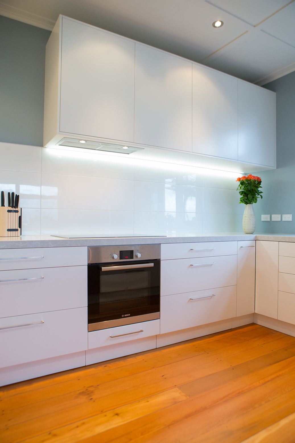 Kitchen 606. Sally Steer Design Ltd. Wellington, NZ.   Sally Steer ...