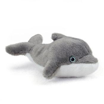 Stuffed Dolphin 5 Inch Itsy Bitsy Plush Animal by Wild Republic