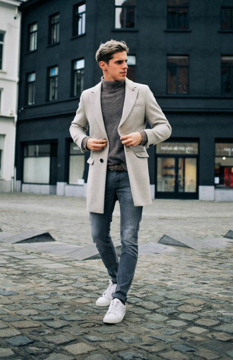 Winter Mens casual fashion 2019