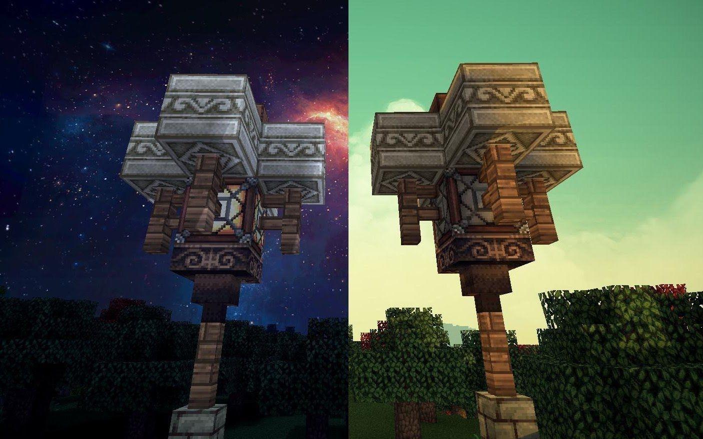 Minecraft Tag Nacht Sensor