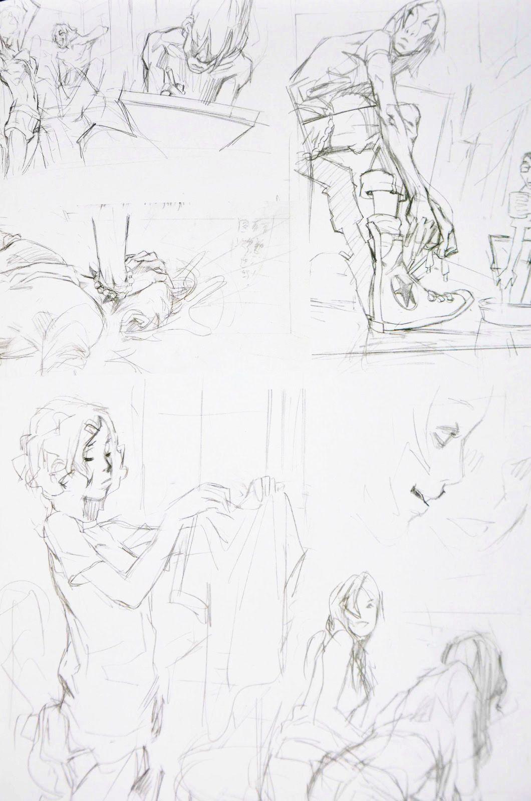 sketch | Benjamin Zhang Bin (本杰明)