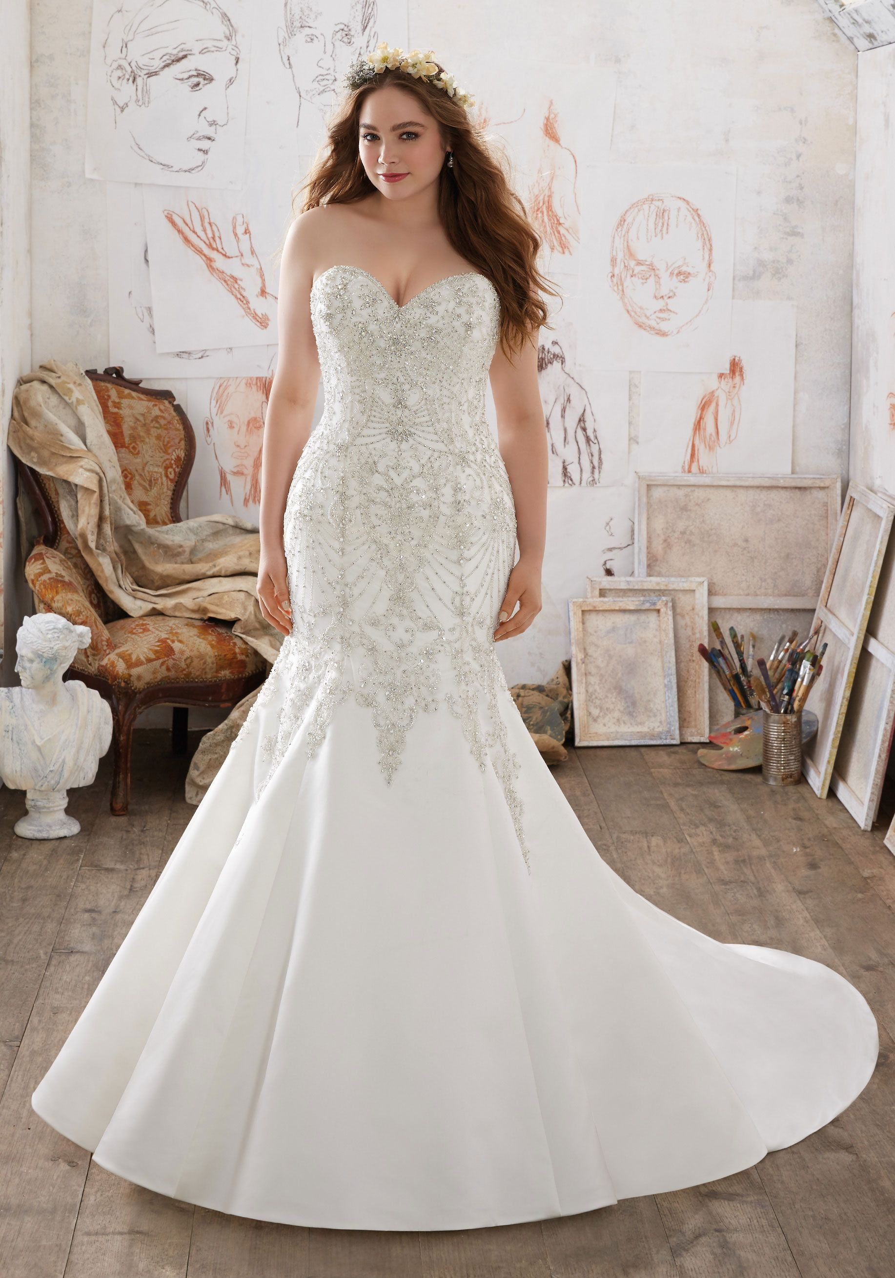 3218 Designer Wedding Dresses And Bridal Gowns By Morilee This Plus