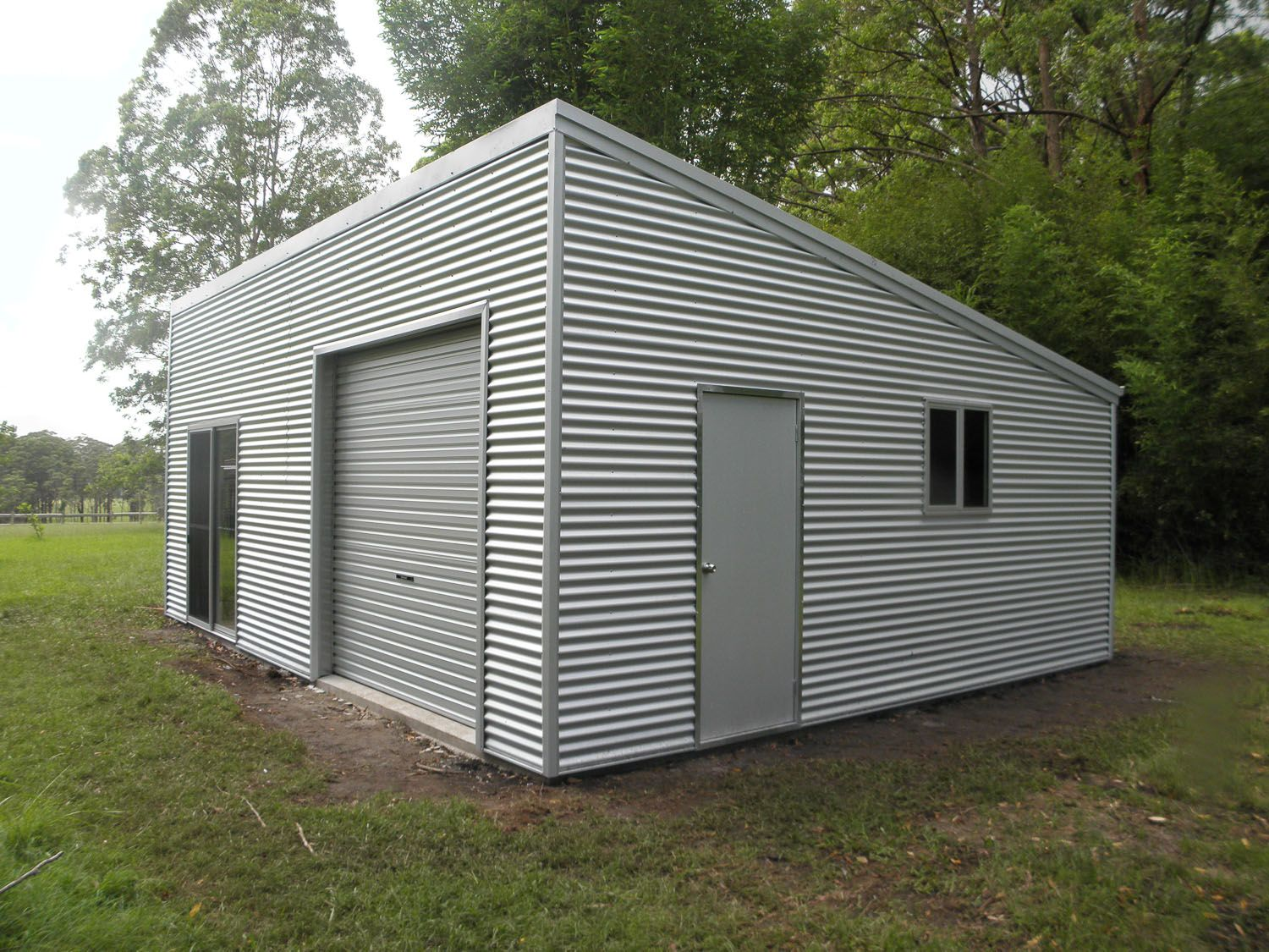 Best Backyard Garage Or Studio Built By Macleay Valley Sheds 400 x 300
