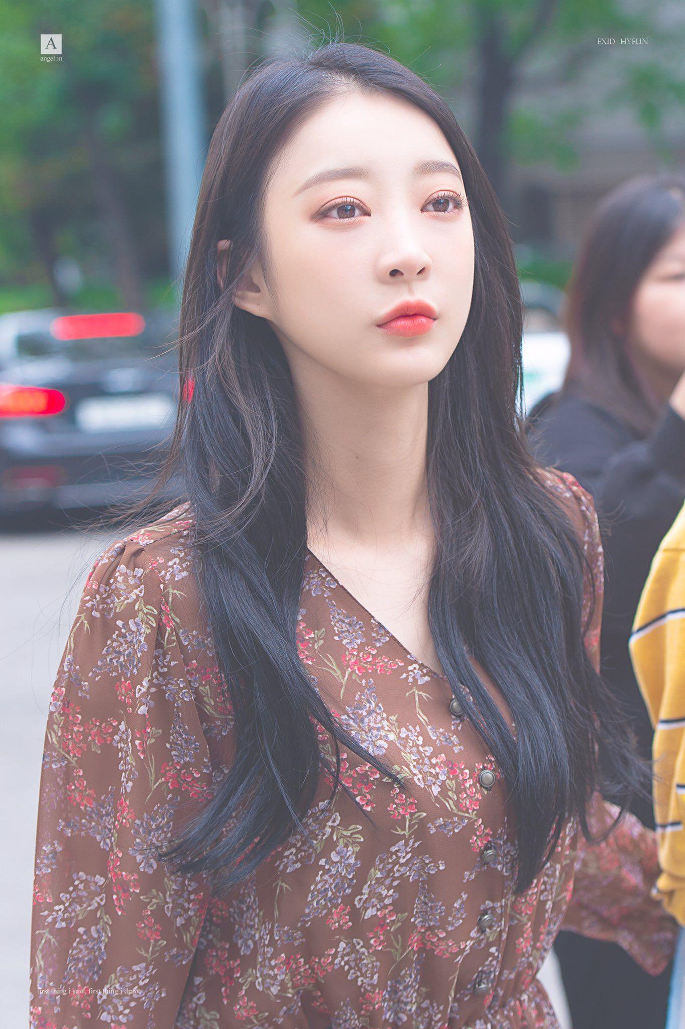 Pin By Z Wei On Exid Kpop Girls Exid Hyerin Girl
