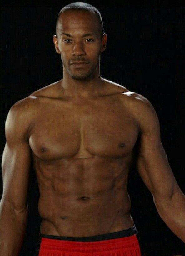 McKinley Freeman   FINE BLACK MEN!   Pinterest   Eye candy ...