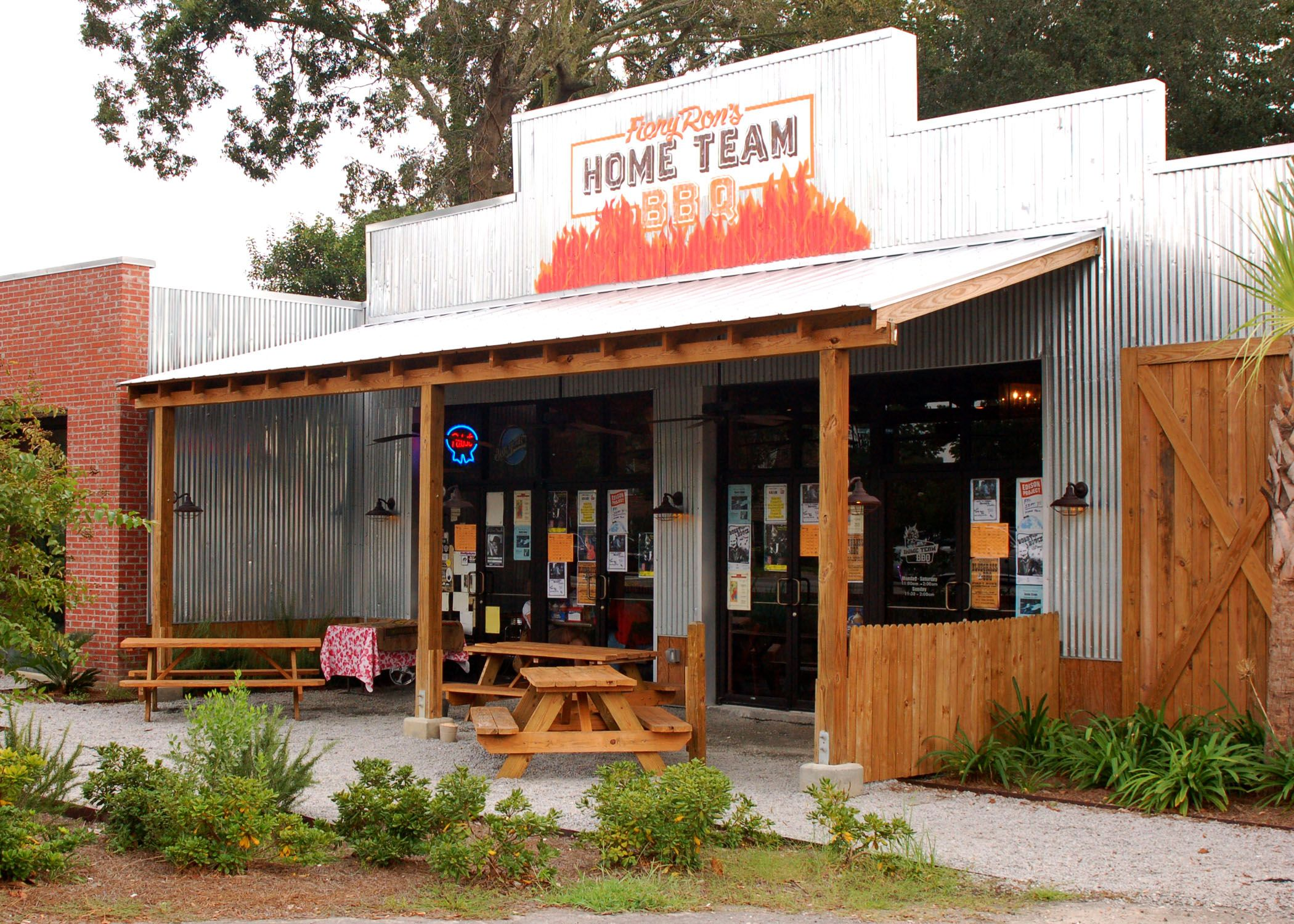 Home Team BBQ WEST ASHLEY Ashley River Road Charleston SC