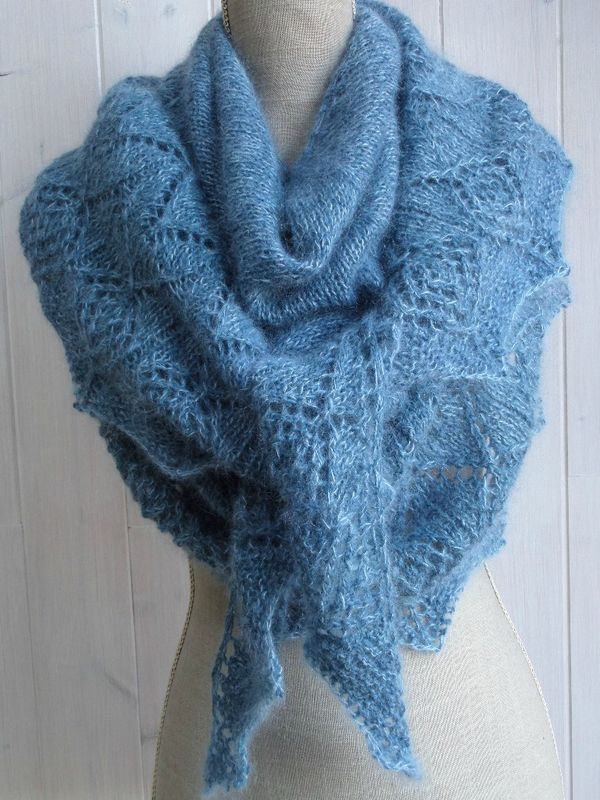 SAM_5852 - mohair | Knitting | Pinterest | Chal