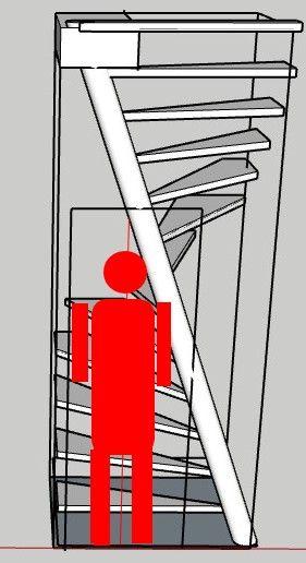 r sultat de recherche d 39 images pour escalier eestairs 1m2. Black Bedroom Furniture Sets. Home Design Ideas