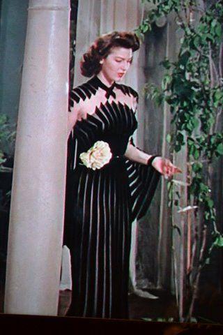 AMAZING! Ava Gardner in Pandora and the Flying Dutchman