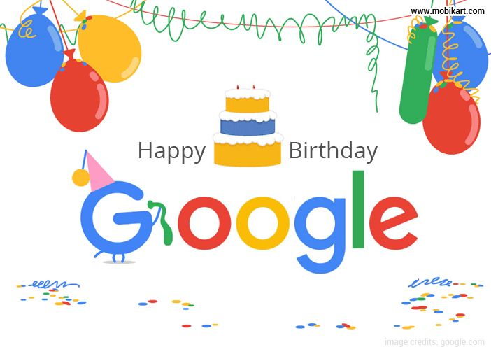 Google Birthday Bash What Return Gifts Has Planned For India