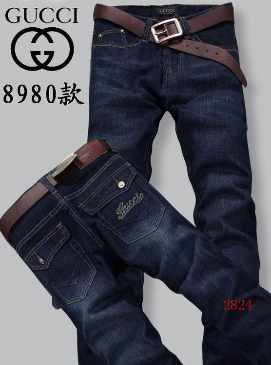 29d520ab Gucci men jeans-GG8986   jeans in 2019   Gucci jeans, Gucci men ...