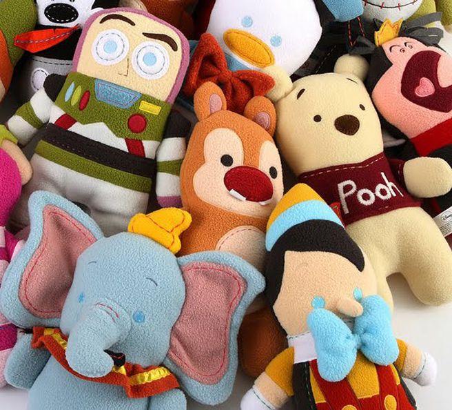 Disney's Pook-A-Looz Plushies