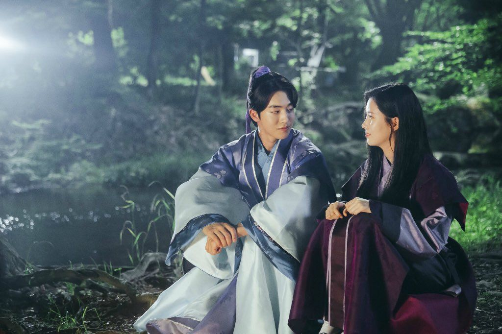 Картинки по запросу алые сердца корё nam joo hyuk
