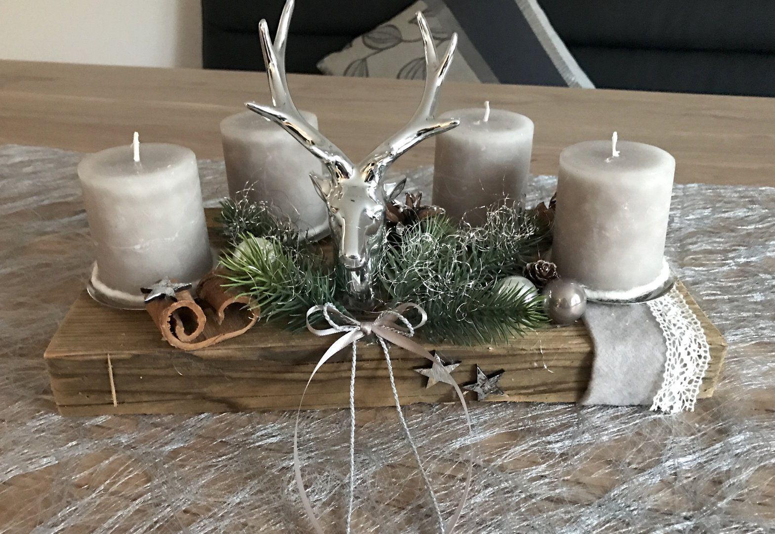 alter holzbalken hirschkopf bazar rotes weihnachten. Black Bedroom Furniture Sets. Home Design Ideas