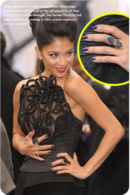 The best celebrity nails on Instagram - Photo 1 - us.hola.com