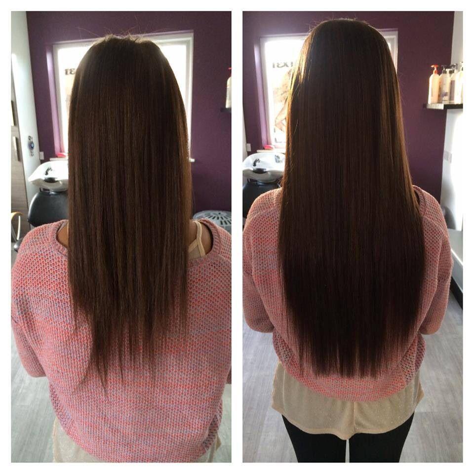 Individual Pre Bonded Hair Extensions Bonding Hair Pinterest