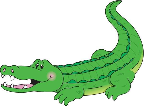 image result for alligator clipart my favorite things too rh pinterest com Alligator in Swamp Clip Art Alligator Head Clip Art