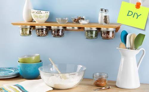 Especieros de cocina originales hechos a mano: ideas para reciclar ...
