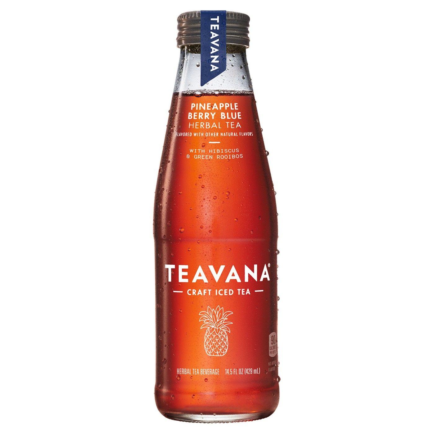 39+ Teavana craft iced tea pineapple berry blue ideas