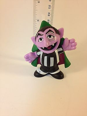Sesame Street The Count Referee Figure Cake Topper Count Von