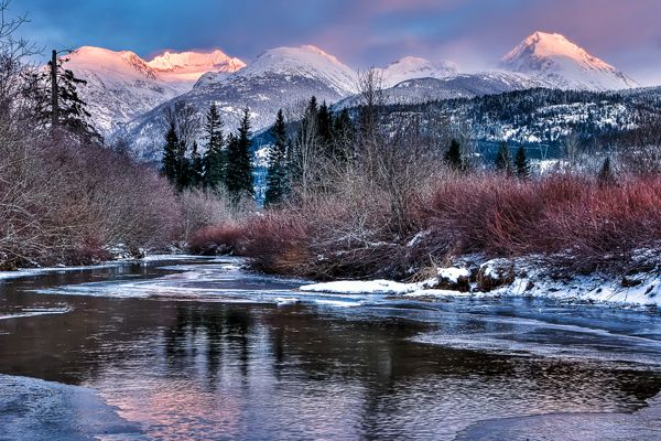 Naming Local Mountains - Whistler Traveller - Winter/Spring 2016
