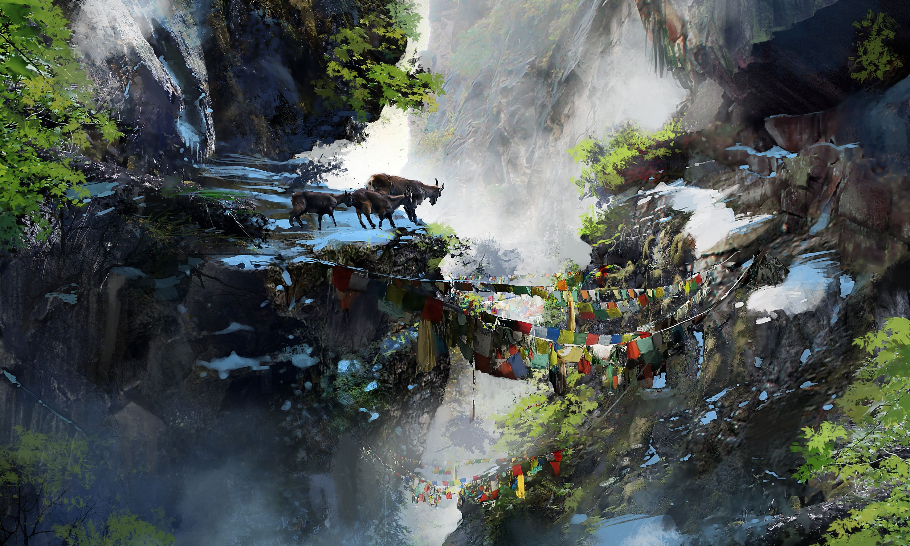 Far Cry 4 Images Gamespot Far Cry 4 Fantasy Landscape