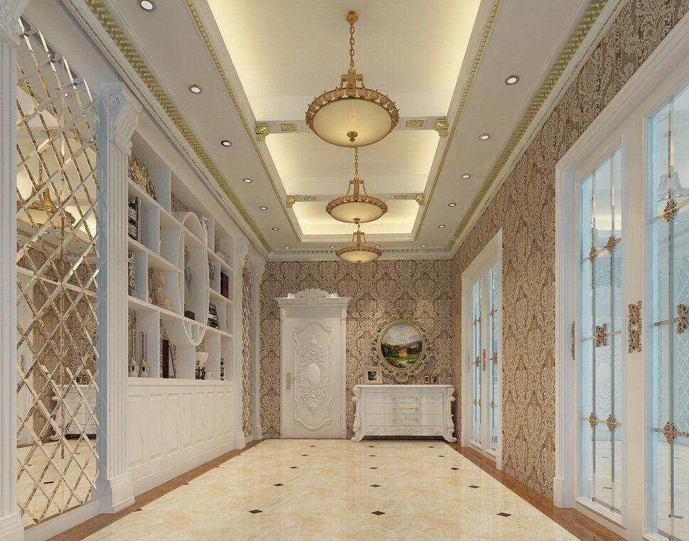 Corridor Design Ceiling: South-Korean-interior-corridor-suspended-ceiling.jpg (969