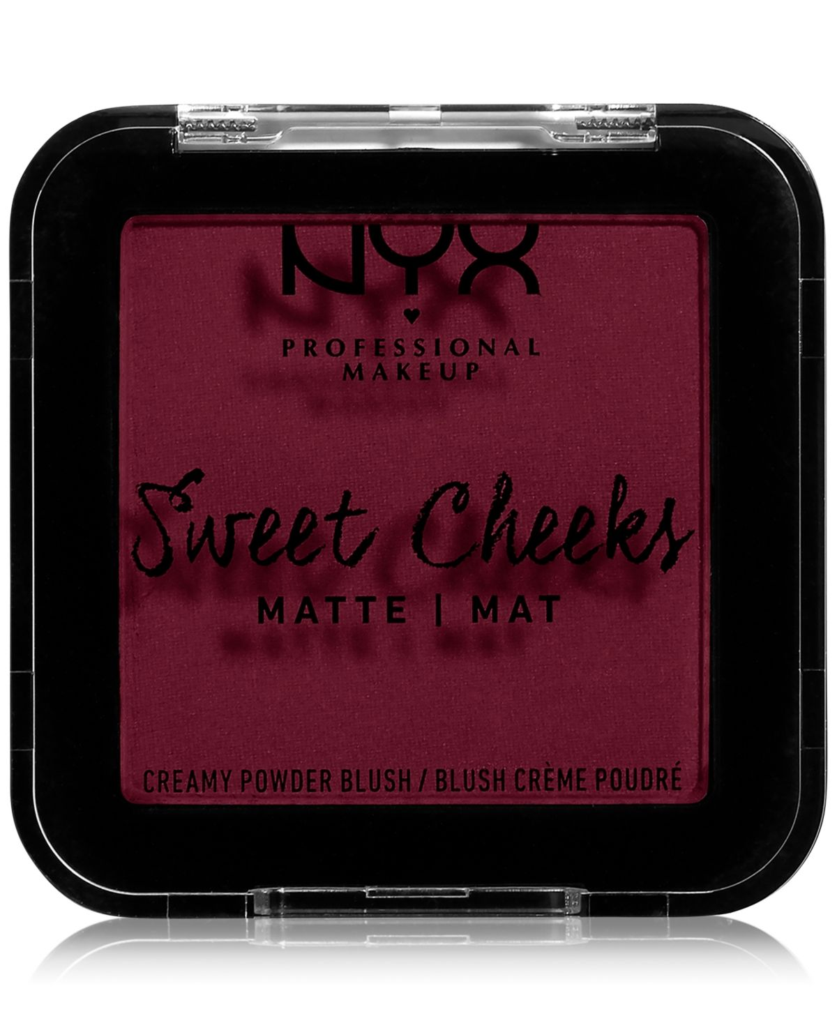 Nyx Professional Makeup Sweet Cheeks Creamy Powder Matte Blush Reviews Makeup Beauty Macy S In 2020 Nyx Professional Makeup Matte Blush Professional Makeup