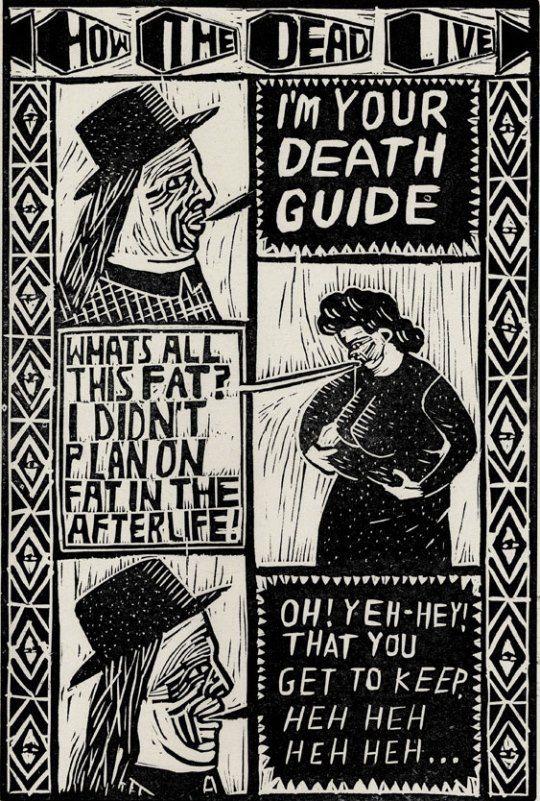How the Dead Live Four - Sophy Hollington