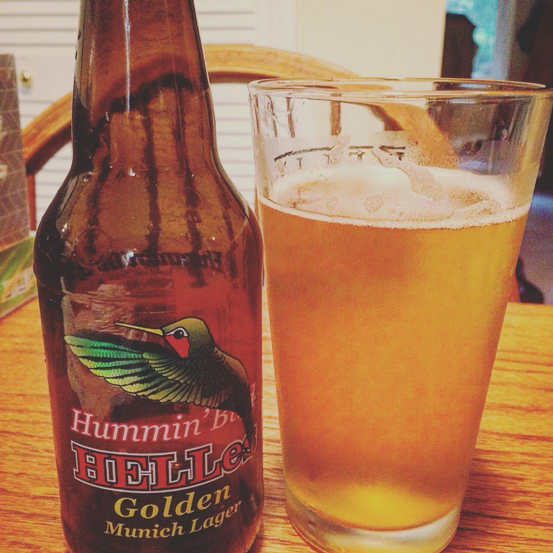 Red Oak Brewery Hummin' Bird Helles Golden Munich Lager