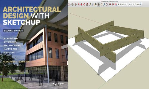 Alex Schreyer The Author Of The Book Architectural Design With