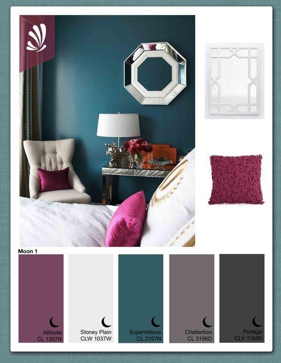 Colour scheme Bedrooms Pinterest Paletas de colores, Paletas