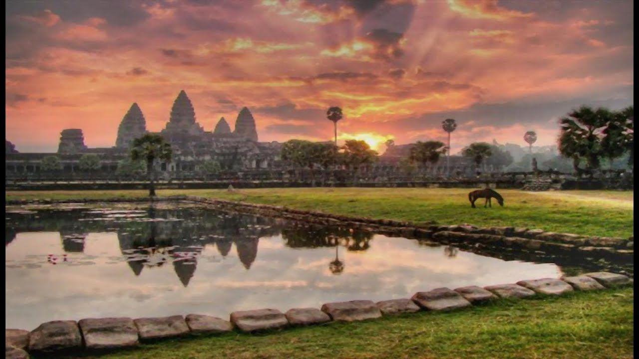 Hindu Temples: Angkor Wat (Cambodia) - a Documentary   Wat
