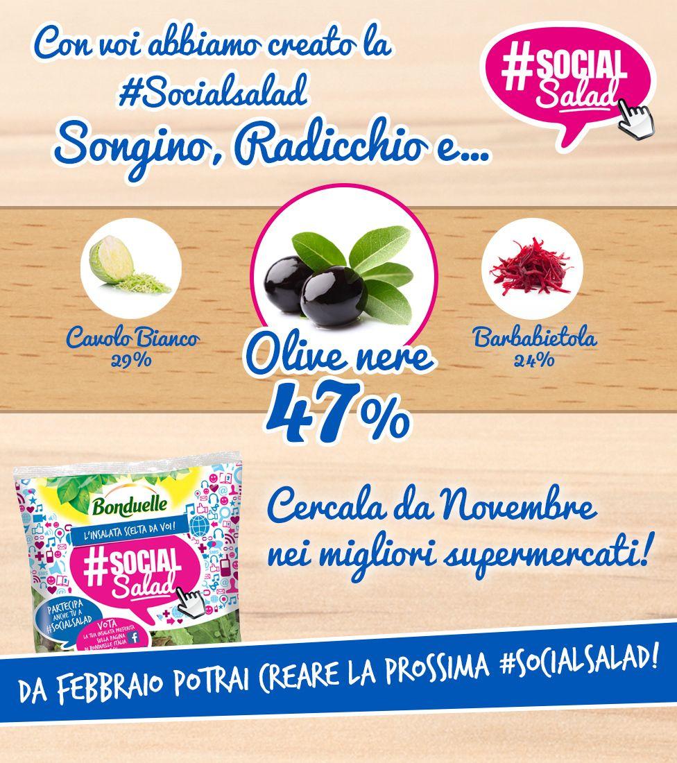 Bonduelle Italy #Socialsalad (via)