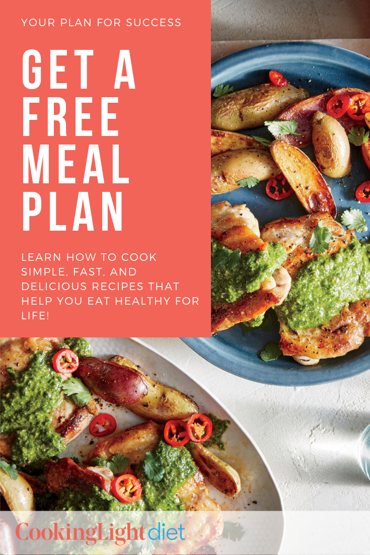 Your Diet Could Look Like This Cooking Light Diet Sample Meal Plan Free Meal Plans