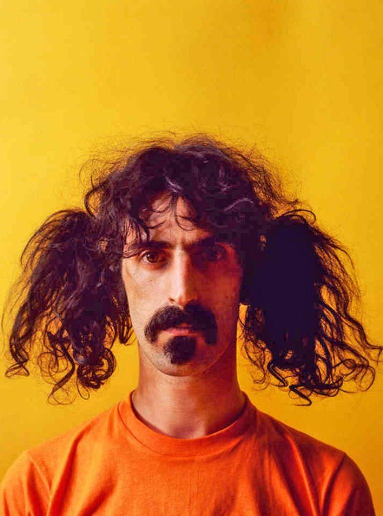 """ Frank Zappa. """