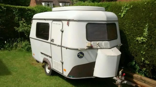 1982 Eriba Puck with an awning | United Kingdom | Gumtree ...