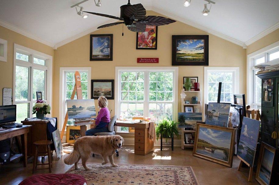 Art Studio Room Ideas Art Studio At Home Home Art Art Studio