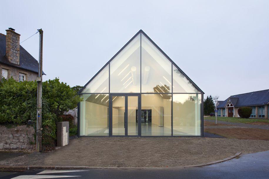 Atelier 56s pôle périscolaire associatif archidesignclub by muuuz architecture design
