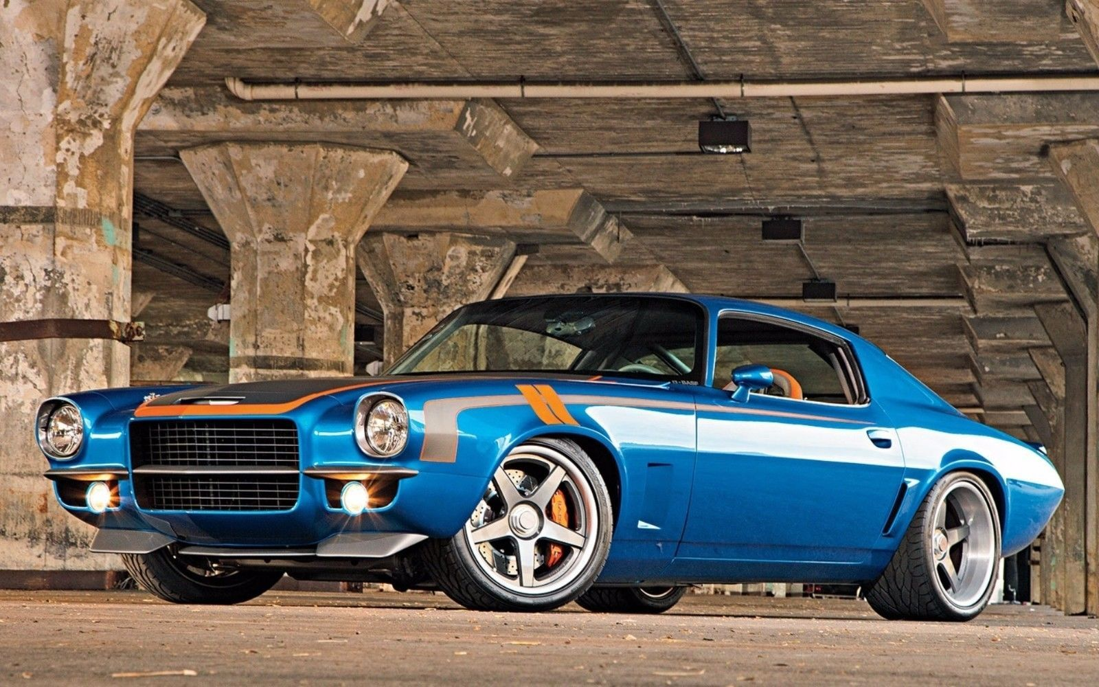 $12.95 - 1971 Tuning Chevrolet Camaro Hot Rod Muscle Cars Mini ...