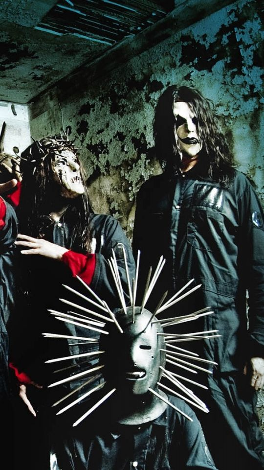 Android HTC Sensation 540x960 Slipknot Wallpapers HD