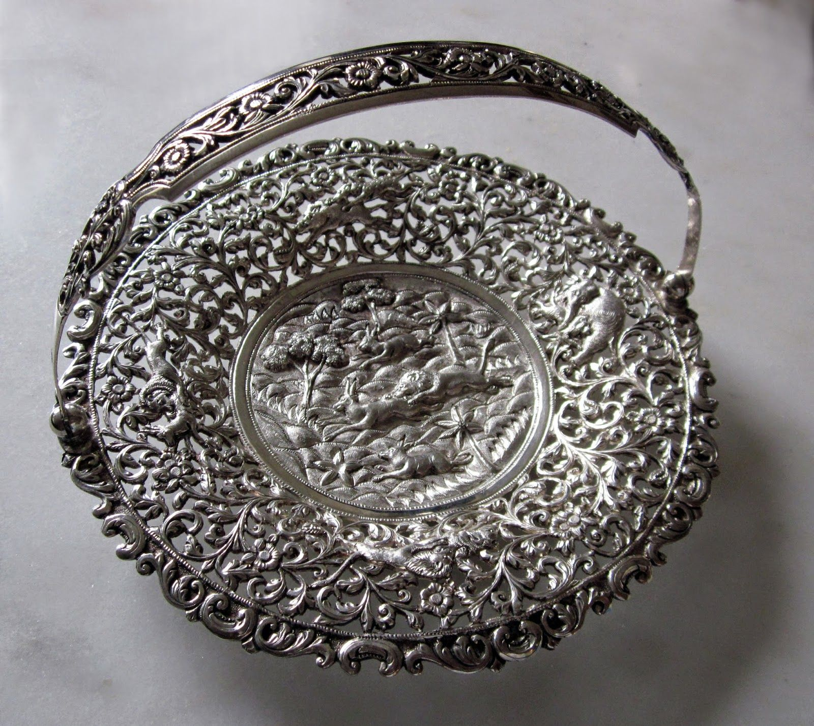Indian Silver during the Raj Other Regions